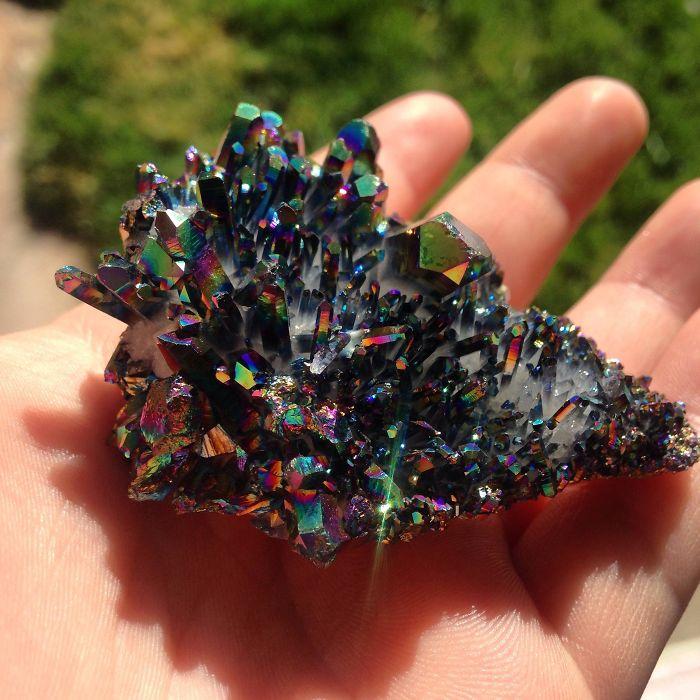 Titánium quartz