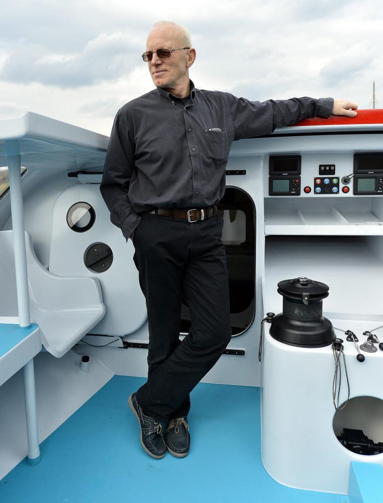 Elkészült Fa Nándor új hajója