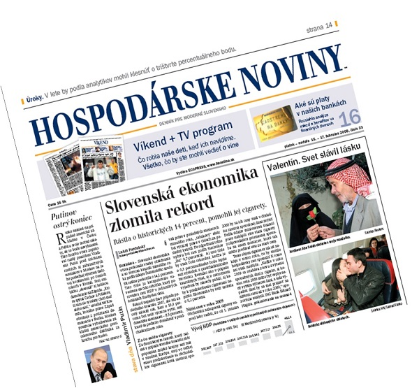 Hospodárské Noviny