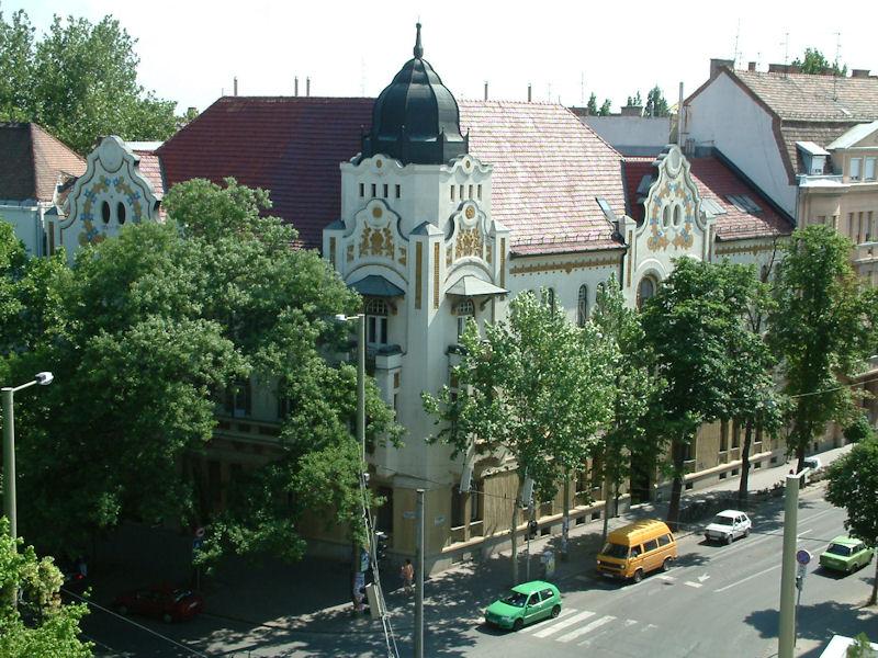 Ságvári Endre Gyakorló Gimnáziu