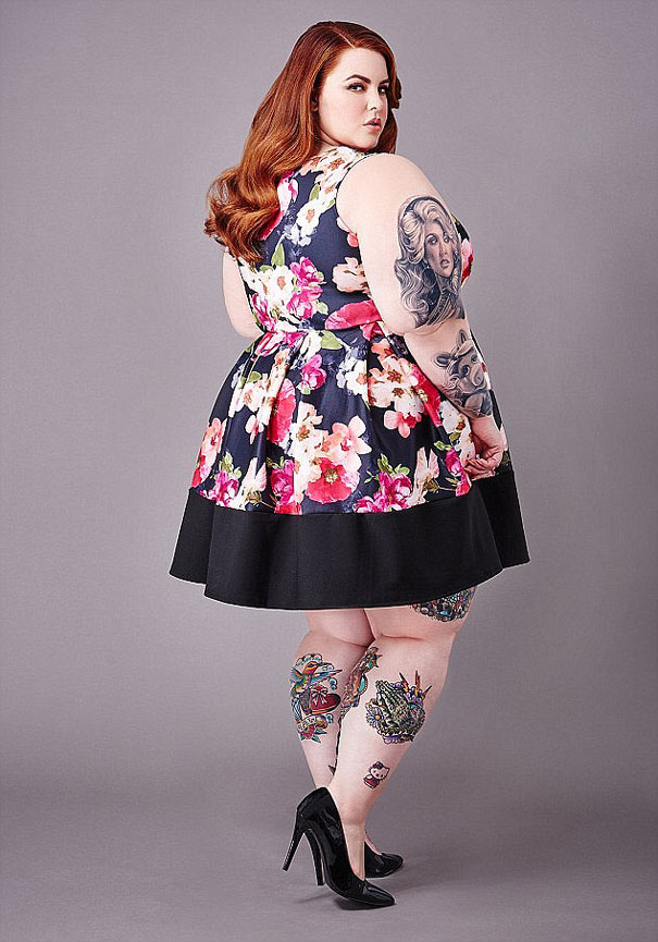 plus-sized-supermodel-tess-holliday-first-photoshoot-milk-modelling-agency-4
