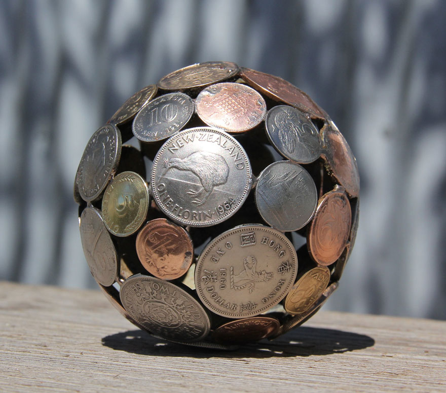 recycled-metal-sculptures-key-coin-michael-moerkey-13