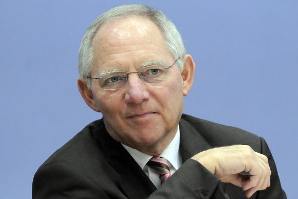 BM Wolfgang Schäuble (BMI): PK zum Bundesdatenschutzgesetz 2008