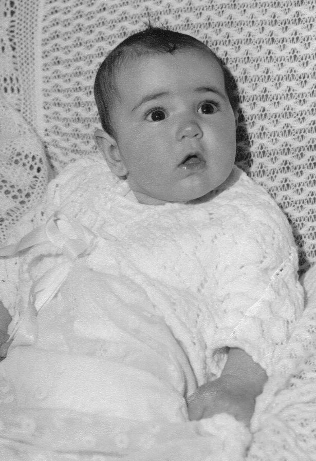 Michelle-Rooney-as-a-baby