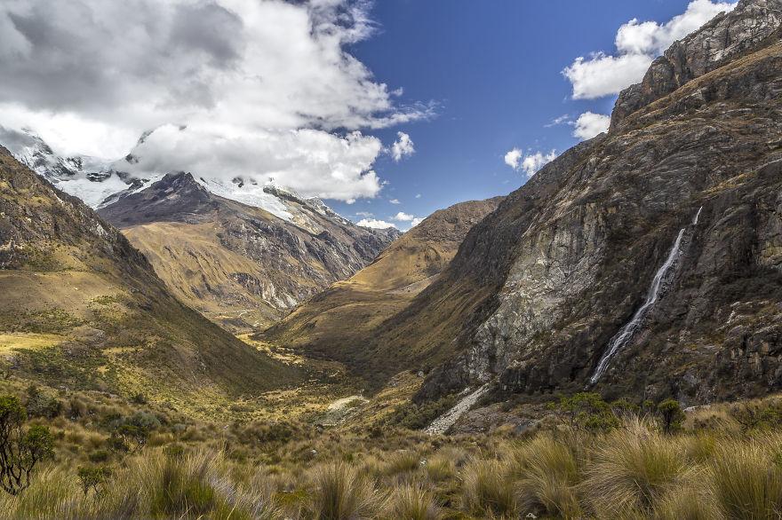 Huascarán Nemzeti Park, Peru
