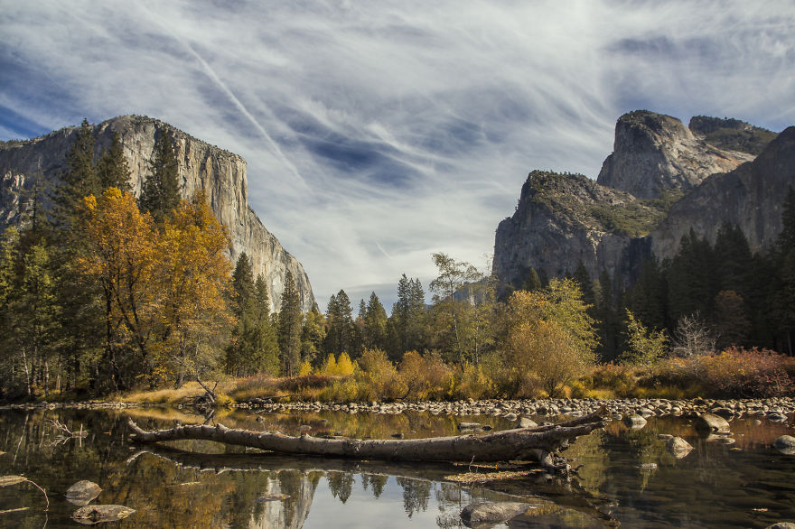 Yosemite Nemzeti Park, USA