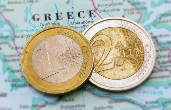 Greek finance