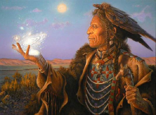 sámán