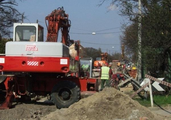 Budapest komplex integrált szennyvízelvezetése