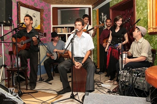 Romungro Gypsy Band