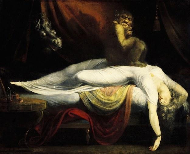 alváskép