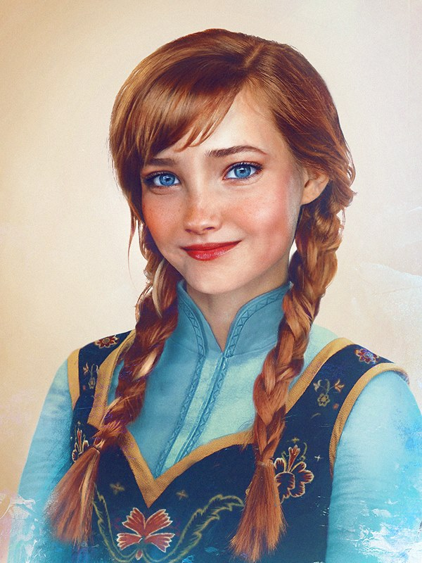 anna hercegnő- jégvarázs