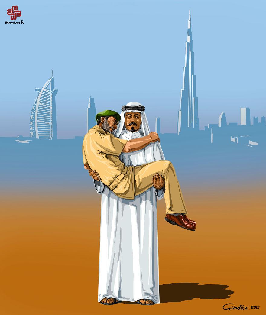 Arab rendőrség