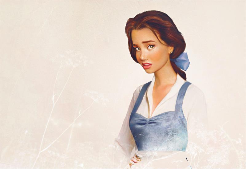 belle_ szépség és a szörnyetegű