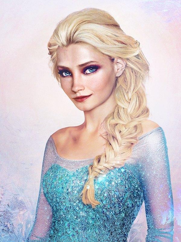 elsa hercegnő- jégvarázs