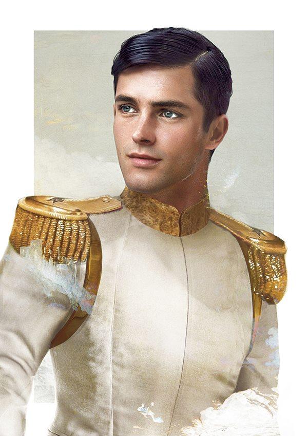 ifjú herceg- hamupipőke