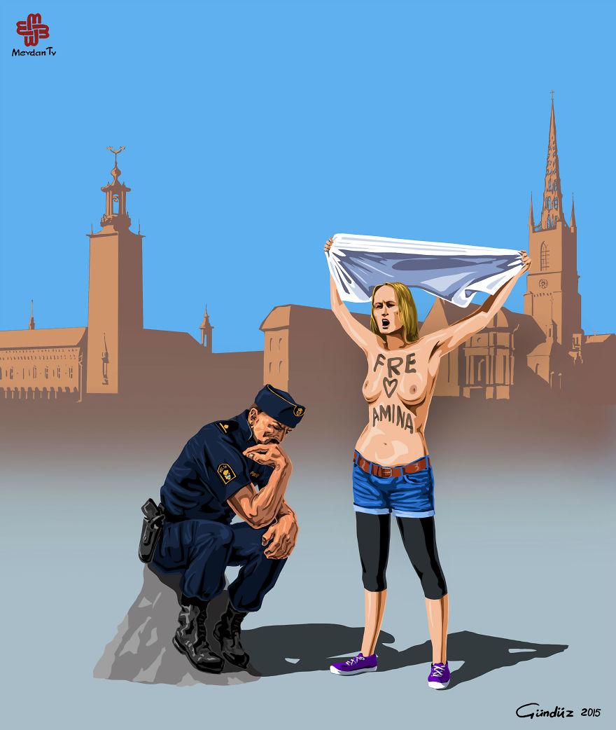 Svéd rendőrség