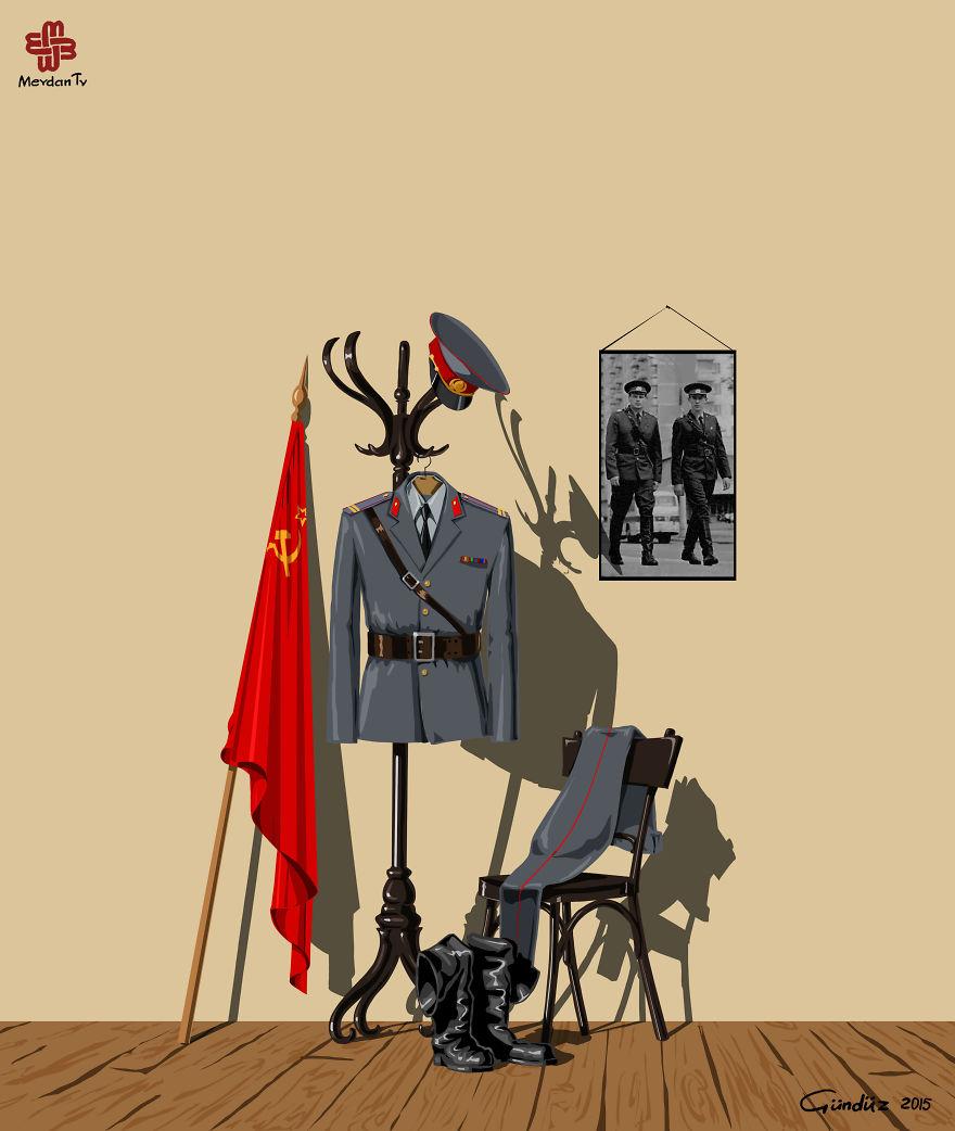 Szovjet rendőrség
