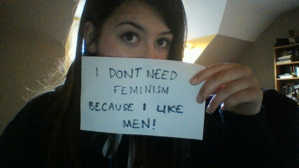 Nem kérek a feminizmusból, mert szeretem a férfiakat!
