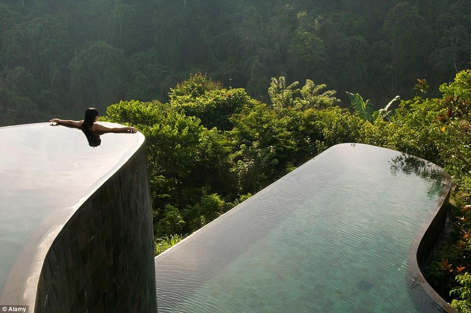 Hanging Gardens, Bali