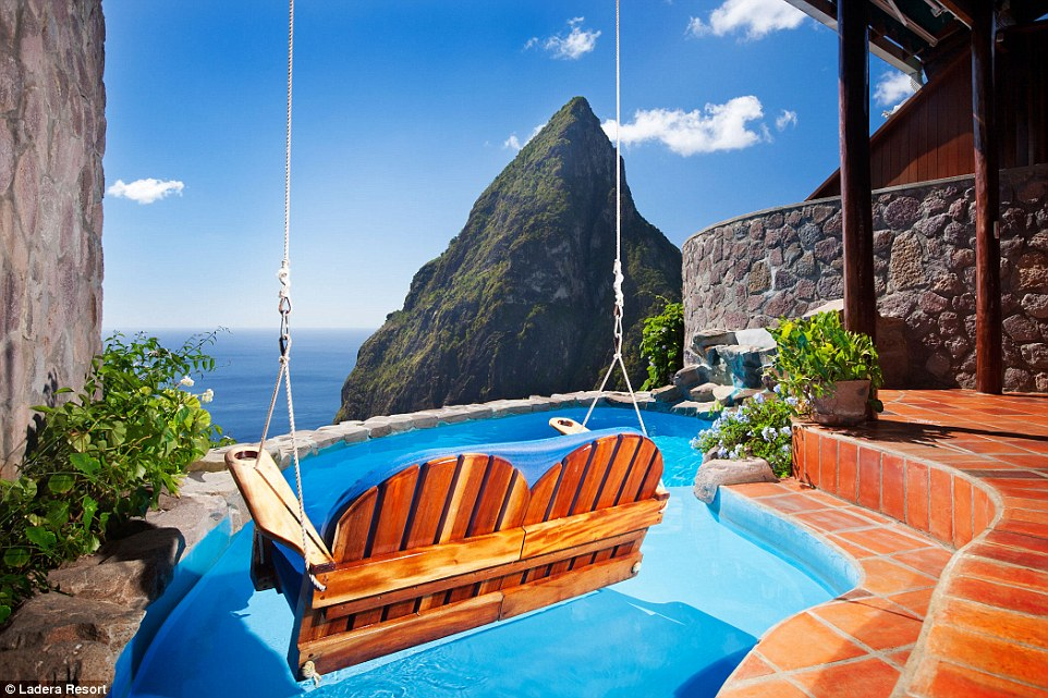 Ladera Resort, St. Lucia