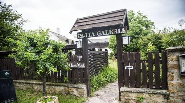 Pajta Galériá