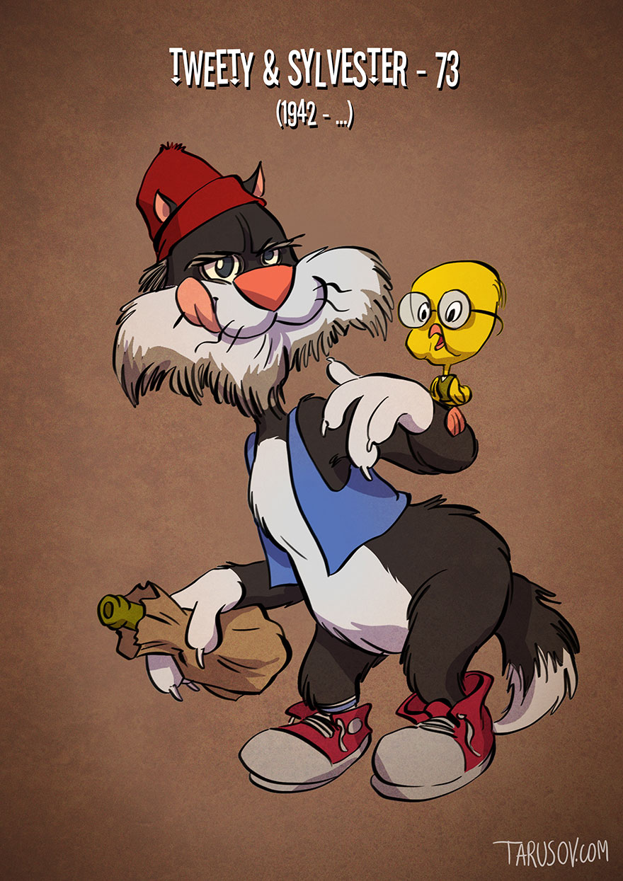 If-Cartoon-Characters-Looked-Their-Age27__880