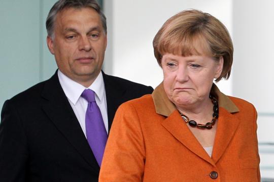 Merkel-und-Orban