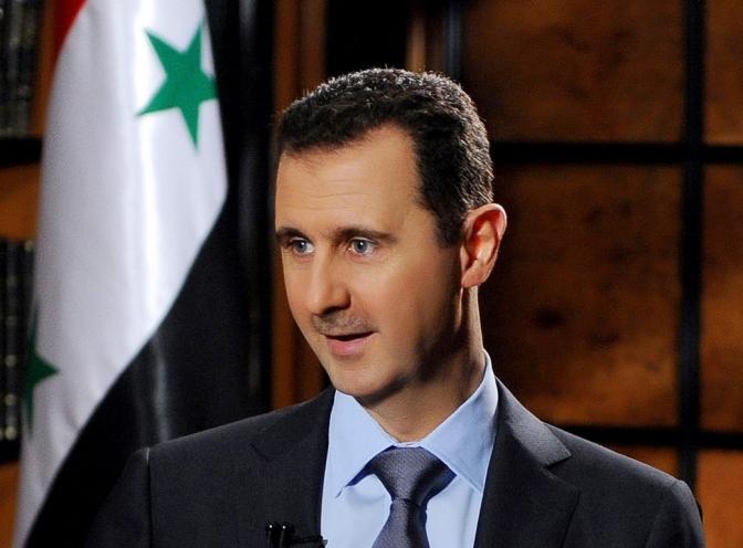 aszad elnök