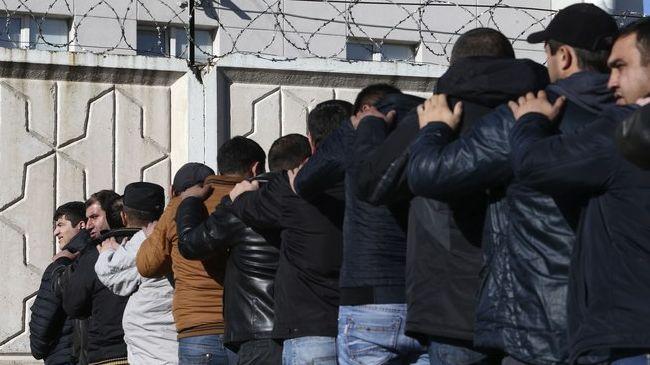 bevándorlókoroszországban