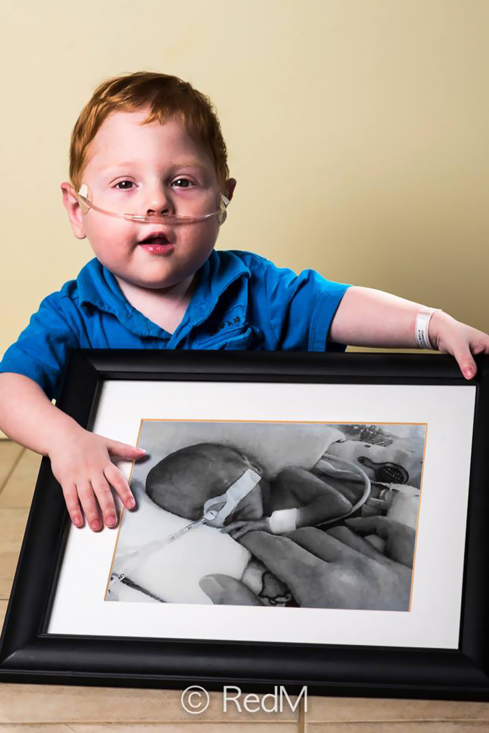 Charles, 26 hétre született