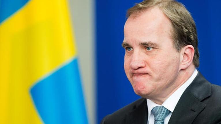 Stefan Lofven baloldali miniszterelnök