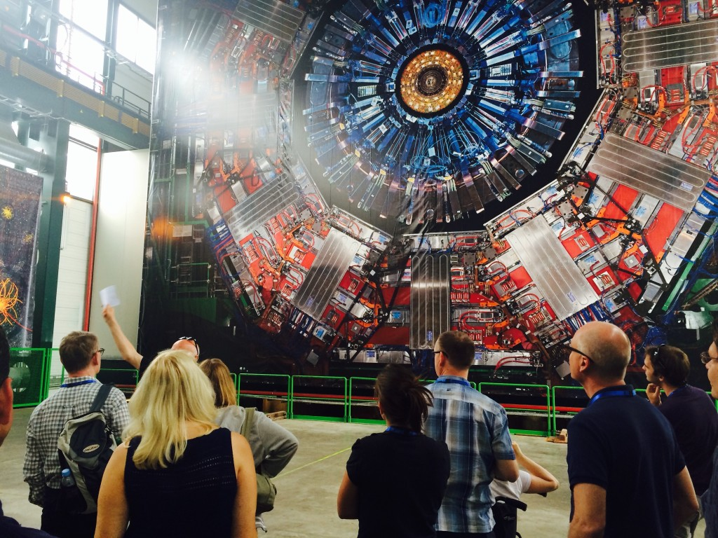 CERN-group-around-collider