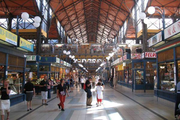 Klauzál téri vásárcsarnok
