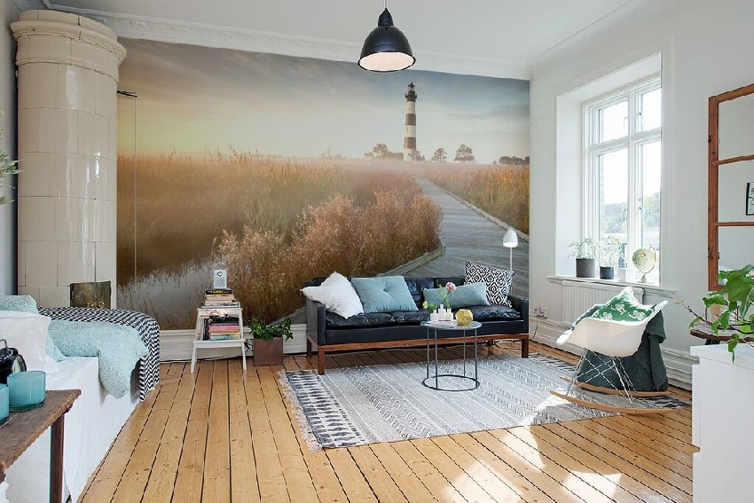 Lighthouse-Wall-Mural-by-PIXERS