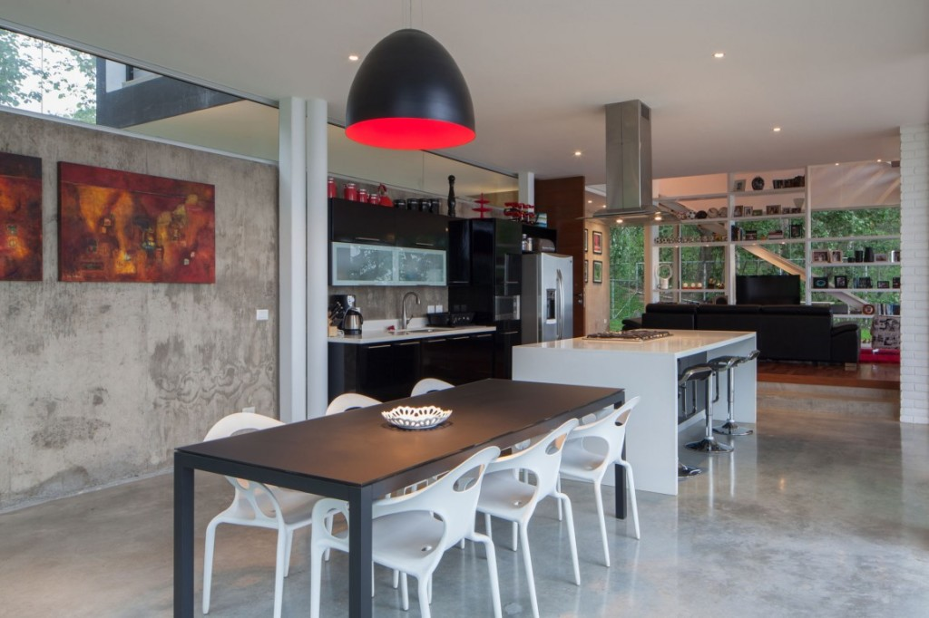 Mi3-residence-El-Salvador-kitchen-and-dining