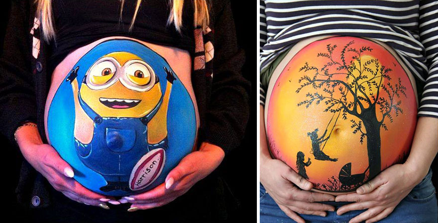 Perfect-painted-prenatal-proposal-See-how-this-dad-to-be-proposed2__880