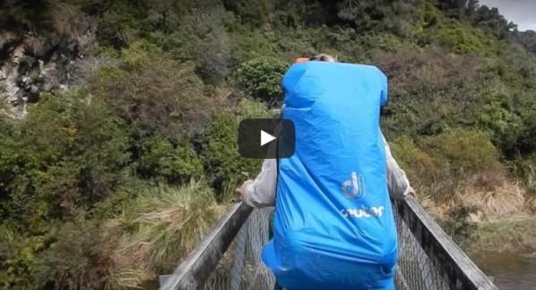 Waikaremoana-chute