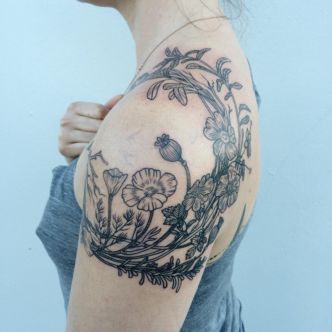 naturalistic-tattoos-vintage-pony-reinhardt-8