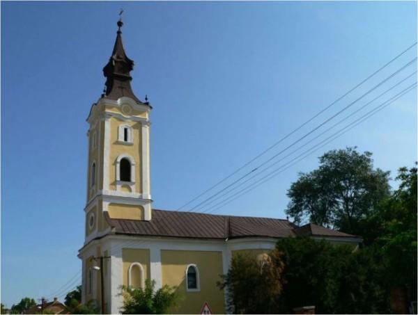 római katolikus templomot Nagykálló