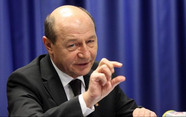 vTraian Basescu