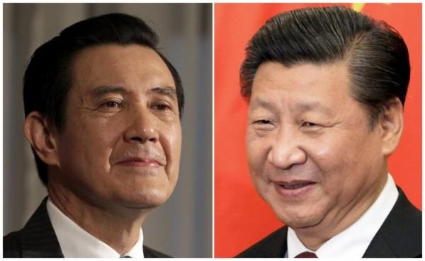 Hszi Csin-ping és Ma Jing-csiu