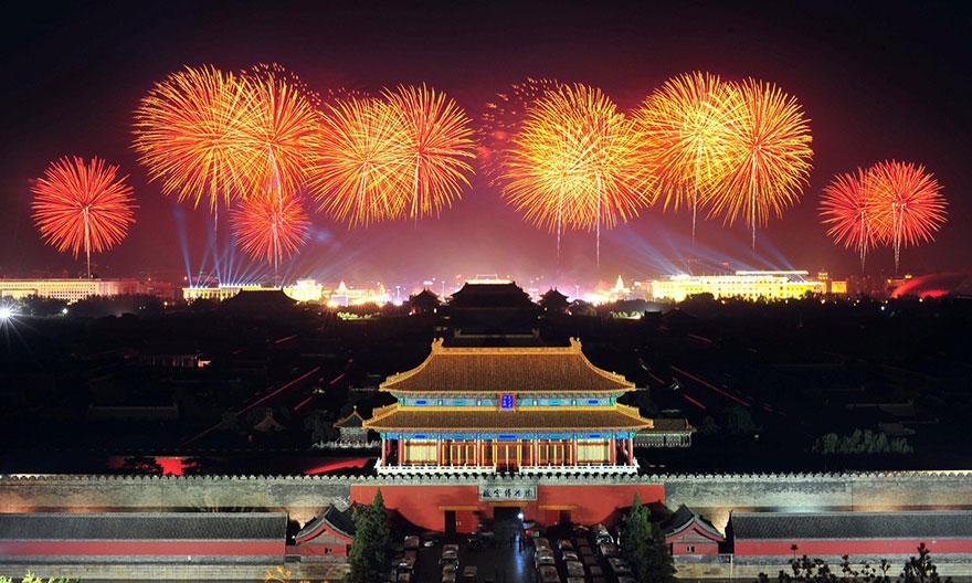 Mulan – Tiltott Város, Peking, Kína