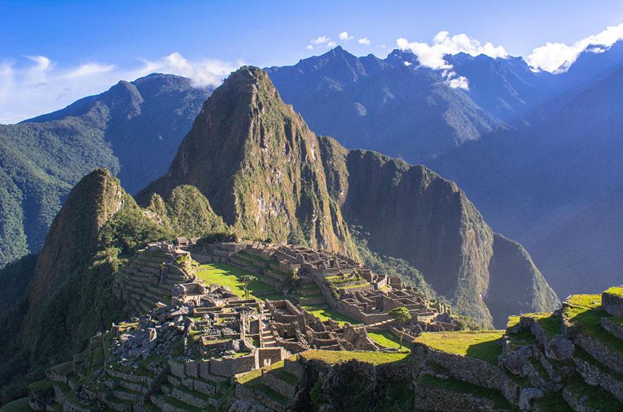 Eszeveszett birodalom– Machu Picchu, Cusco, Peru