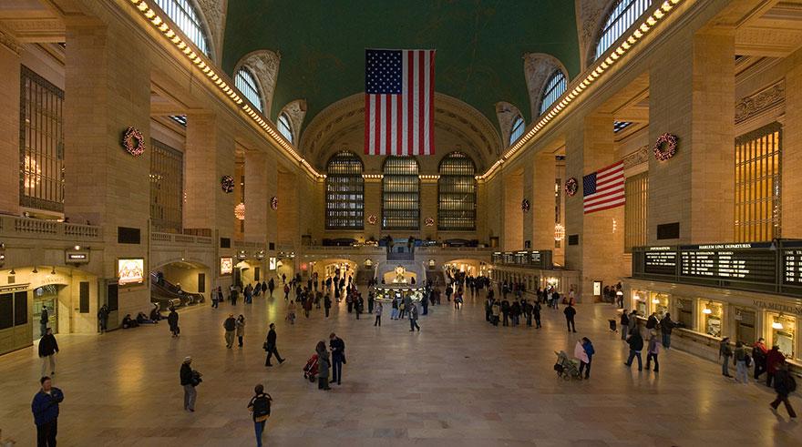 Rontó Ralph – Grand Central Terminal, New York City, USA