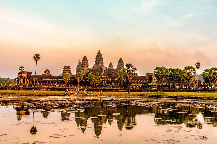 Atlantisz: Az elveszett birodalom– Angkor Wat, Angkor, Kambodzsa