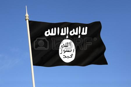 isis zászló