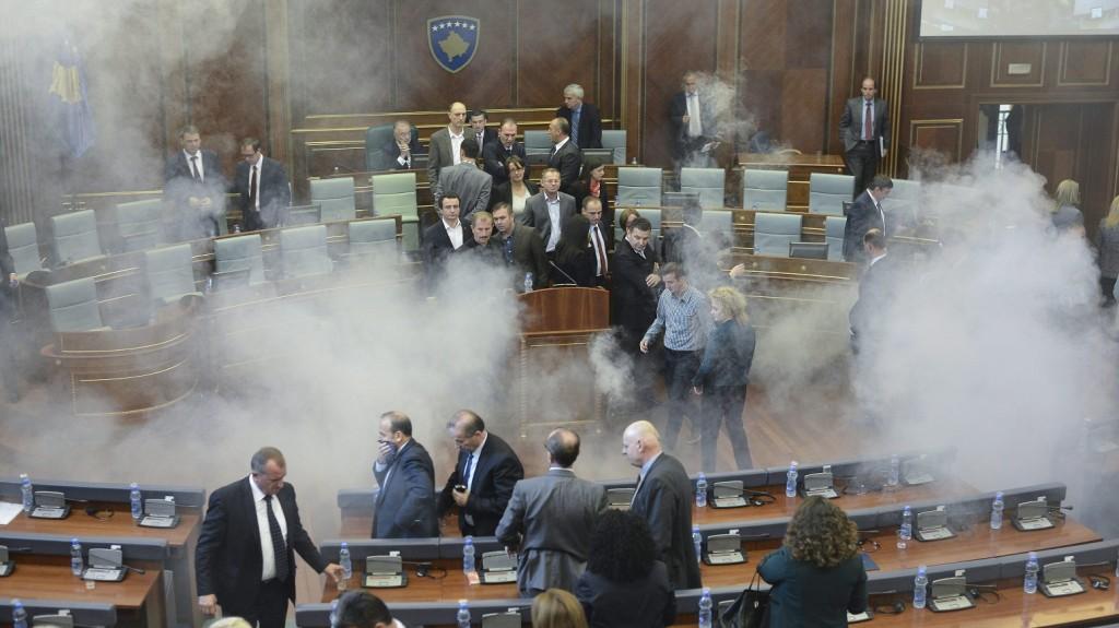 koszovói parlament