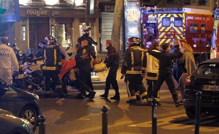 párizsi merénylet