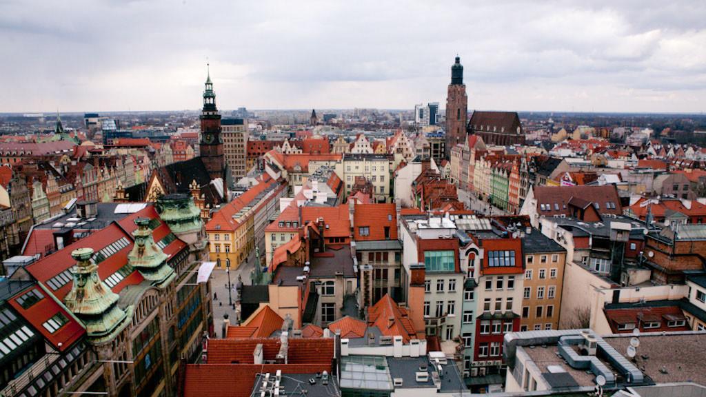 Wrocław (Poland): The City ; Photo: Thomas Alboth